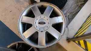 Six sets of alloy and steel rims  Cambridge Kitchener Area image 2