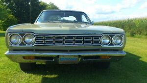 PLYMOUTH SATELLITE MOPAR BIG BLOCK 383