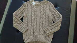 Joe Fresh boys sweater, Size L (10-12)