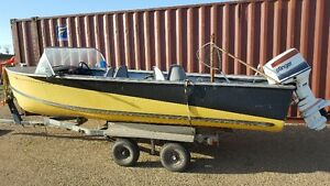 18' Fishing boat for Sale