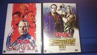 DVD TNA Wrestling Sacrifice et Slammiversary VIII 2010 LUTTE