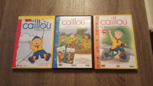 Dvds Caillou