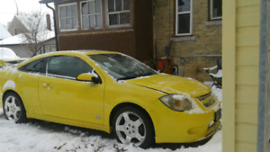 SUPER CHARGED CHEVY COBALT S.S, MANUAL FULLY LOADED,LOW KMS