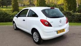 2014 Vauxhall Corsa 1.0 ecoFLEX S 3dr Manual Petrol Hatchback