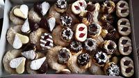 Gateaux algeriens,petits fours,sables,biscuits 20 $ le kg