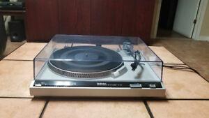 """Technics SL-220 Table Tournante """"Vintage Turntable"""