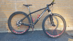 "Specialized Stumpjumper HT S-Works XTR29"" 2012, Méd., montagne"