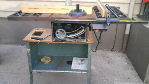 """Craftsman professional series 10"""" table saw"""
