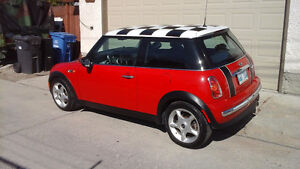 Mini Cooper Launch Edition (1 of First 500 made in world!!!)