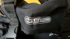 Ortlieb panniers (rear rack/ saddle bags) for cycling