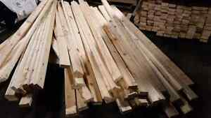 18 pcs of 2x4x8 lumber