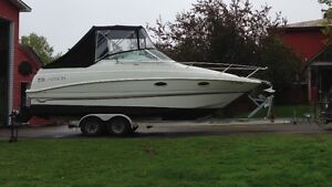"""""""Reduced""""Completely Rebuilt Larson Cabrio 270 For Sale"""