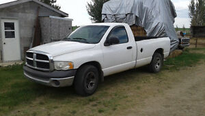 2002 Dodge Power Ram 1500 2wd Pickup Truck