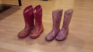 Bogs and Rain Boots