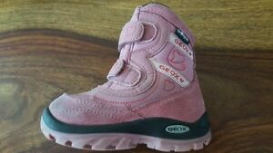 Bottines Geox boots (fille-girl EUR 22) West Island Greater Montréal image 2