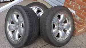 20in Dodge Ram Rims and Tires
