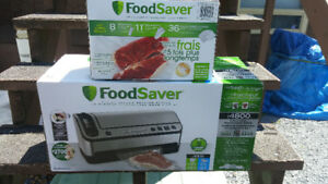 Food Saver bought at Costco-Reduced Price