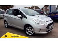 2014 Ford B-MAX 1.5 TDCi Zetec 5dr Manual Diesel Hatchback