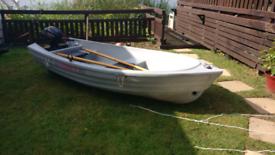 Boat Pioner 10