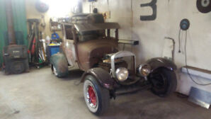 1926 Ford Model T Coupe (2 door)