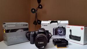 Canon 7d avec Tamron 17-50 2.8 VC DI II