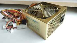 HuntKey Power Supply for Worldwide Voltages - Golden