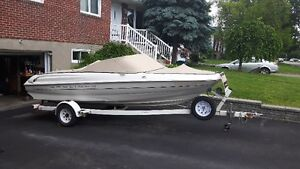 Boat Bayliner Capri - Inboard with accessories