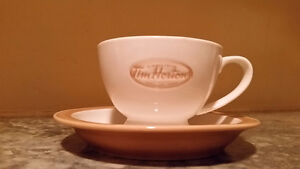 Tim Horton Cup & Saucer For Sale