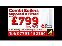 Plumbing ad heating boilers