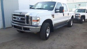 2008 Ford F-150 SuperCrew XLT 4X4 DIESEL!!! LOW LOW KM!!!!