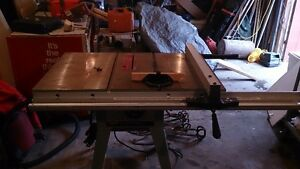 1.5HP Delta Table Saw
