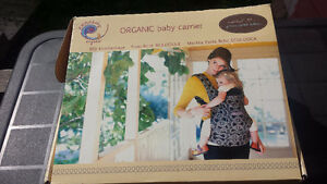 ERGO ORGANIC BABY CARRIER ONLY $40.00