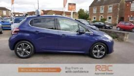 PEUGEOT 208 HDI INTUITIVE, Blue, Manual, Diesel, 2013