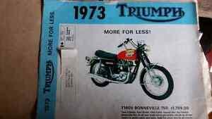 Triumph sellers promo