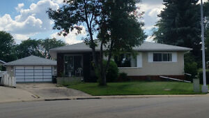MASSIVE LOT with BIG BUNGALOW in SHERWOOD PARK