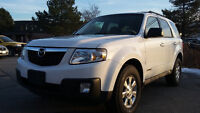 2008 Mazda Tribute AWD, LEATHER, SUNROOF, CLEAN CARPROOF City of Toronto Toronto (GTA) Preview
