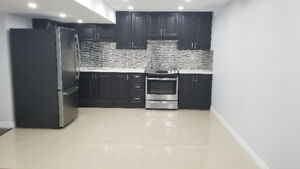 Brand New 2 Bedroom Basement for Rent (Meadowvale/Lawrence)