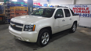 CHEVROLET Avalanche LTZ - Every Available Option