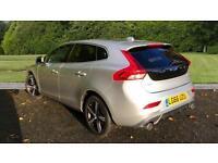 2017 Volvo V40 D2 (120) R-Design Nav Plus 5dr Manual Diesel Hatchback