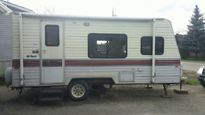 18ft Terry Travel Trailer