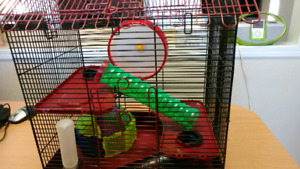 Hampster cage.--$45