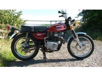 Honda CL 175 1971/K