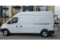 Cheap van and man services (no charge per hour)
