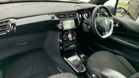 2018 DS Automobiles DS 3 1.2 PureTech Connected Chic 3dr Hatchback Petrol Manual