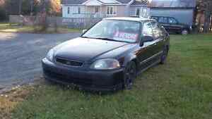 1998 Honda Civic Berline