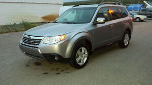 2009 SUBARU FORESTER X W/PREM/ALL-WEATHER PACKAGE