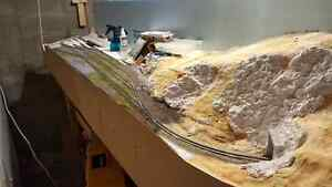Excellent scenic N scale layout  Kingston Kingston Area image 5