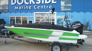 2016 BAYLINER 160 ELEMENT with 75hp