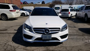 2015 Mercedes C300 4MATIC AMG Package