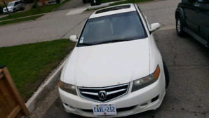 ACURA TSX 2007 $3500 NO ENGINE LIGHT